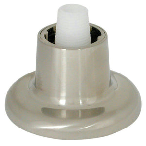 Danco Brushed Nickel Universal Adjustable Flange & Nipple #89251 - Jenco Wholesale