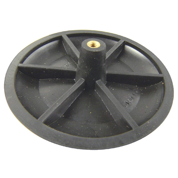 Danco Screw-On Disc for American Standard Flush Valve, Black, #80555 - Jenco Wholesale