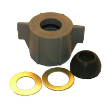 "Load image into Gallery viewer, Lasco Ballcock Nut with Cone Washer  5/8""x1/2"" Slip Joint Nut 03-1843 - Jenco Wholesale"