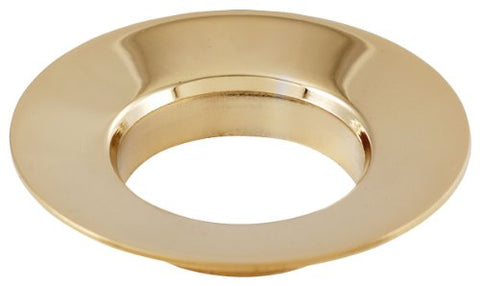 Danco Polished Brass Lavatory Sink Flange #88965 - Jenco Wholesale