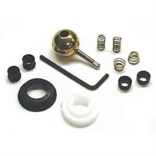 Danco Repair Kit for Delta Handles, Old and New w/ #70 Brass Ball #86989