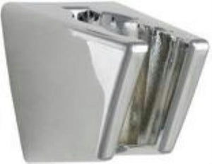 LDR Hand Held Shower Wall Mount, Chrome, #5202430C - Jenco Wholesale