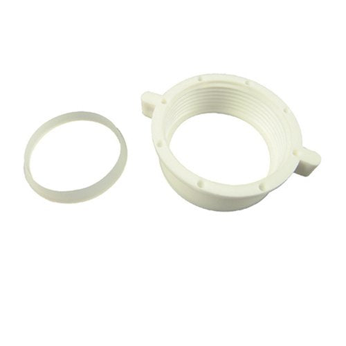 Danco 86797 1-1/2-Inch Slip-Joint with Washers, PVC 86797