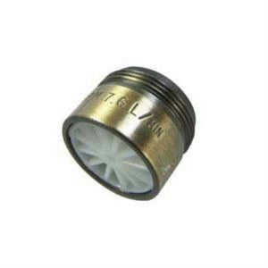 "Danco Antique Brass Male Thread Aerator 13/16""-27 Thread, 36444B - Jenco Wholesale"