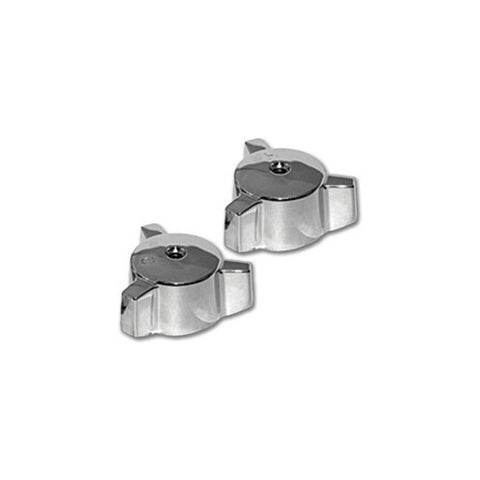 CPI Chrome Faucet Handles for Indiana Brass Faucets, 42040