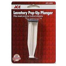 Load image into Gallery viewer, Ace Chrome Lavatory Sink Pop Up Plunger,  45205 - Jenco Wholesale