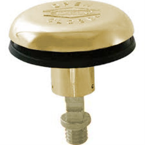 Lee Meyers Co. Rapid Fit Pop Up Stopper, Polished Brass, B-168RS-Polished Brass - Jenco Wholesale