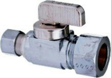 Load image into Gallery viewer, CPI 1/4 Turn Ball Valve 3/8 FIP x 3/8 OD Straight Stop 50122 - Jenco Wholesale