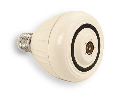 Delta White Seven Function Massage Showerhead  75750-WH - Jenco Wholesale