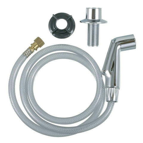 Danco Chrome Kitchen Sink Spray Hose & Head Assembly #88814 - Jenco Wholesale