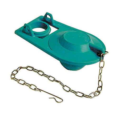 Danco Rubber Toilet Flapper w/Chain/ Hook #88442 - Jenco Wholesale