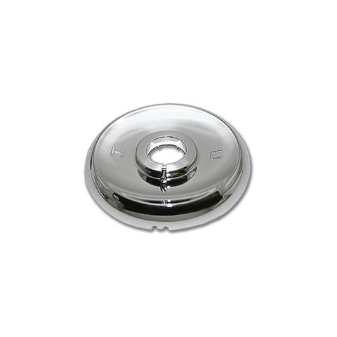 Master Plumber #738-617 Mixet Chrome Shower Face Plate - Jenco Wholesale