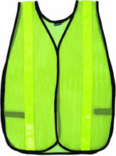 Load image into Gallery viewer, US Safety U00518R14102 High Visibility Polyester Mesh Safety Vest, Lime - Jenco Wholesale