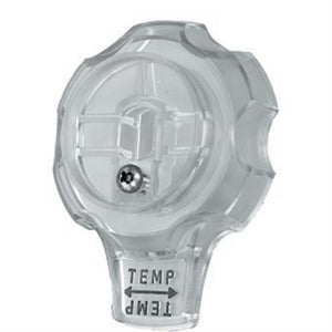 Danco Clear Acrylic Temp Handle for Mixet #88202 - Jenco Wholesale
