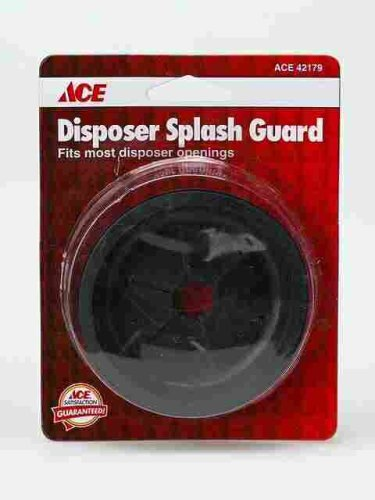 Ace Disposer Splash Guard, 42179 - Jenco Wholesale