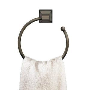 American Standard Town Square Blackened Bronze Towel Ring 2555.021.068 - Jenco Wholesale