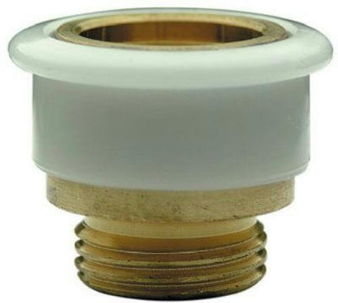 Danco Large Dishwasher Aerator Snap Adapter/Coupler, Brass, 36146B - Jenco Wholesale