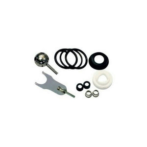 Danco Repair Kit for Delta Faucets w/ #70 Brass Ball #80726 - Jenco Wholesale
