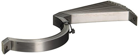 Noritz SS4-4 4-Inch Diameter Stainless Steel Support Strap with 4-Inch Clearance