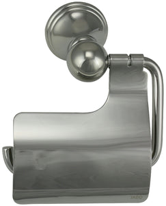 Jado Classic Victorian Platinum Nickel Hooded Tissue Holder 508145.150 - Jenco Wholesale