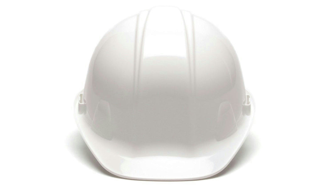 US Safety White Hard Hat - Jenco Wholesale