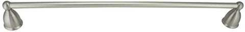 "Danze Rosemont Brushed Nickel 24"" Towel Bar - Jenco Wholesale"