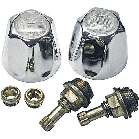 Danco Chrome Remodel Kit for Price Pfister Verve Style  #39679E