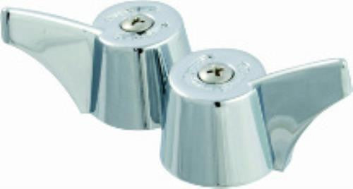 Kissler Chrome Metal Tub Shower Handles for Union Brass, 799-1290 - Jenco Wholesale