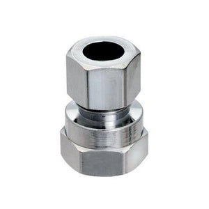 "Ace Straight Female Connector, 3/8"" FIP x 3/8"" OD Comp, 4310462 - Jenco Wholesale"
