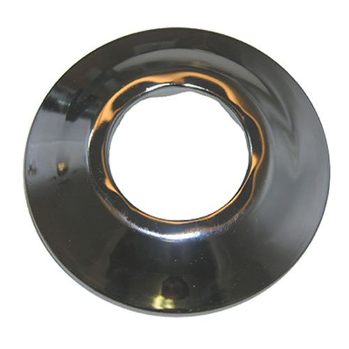 Lasco 03-1547 Sure Grip Chrome Plated Shallow Flange Fits 1-1/4-Inch Outside Diameter Tubing - Jenco Wholesale
