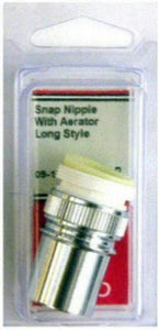 Lasco Dual Thread Aerator Faucet Snap Fitting 09-1921 - Jenco Wholesale