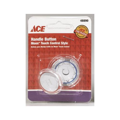 ACE Acrylic Handles Buttons for Moen Touch Control Style, 48890