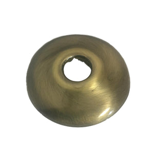 "Simpatico Antique Brass Flange 5/8"" O.D., 31213A - Jenco Wholesale"