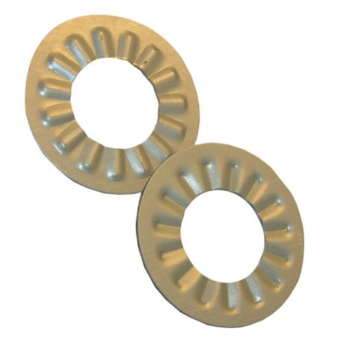 LASCO 03-2051-1/2-Inch Flat Metal Rosettes - Jenco Wholesale