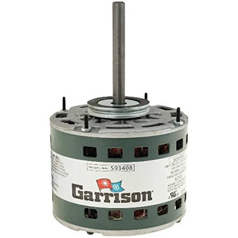 Garrison Direct Drive Blower PSC Motor 1/4HP, 593408 - Jenco Wholesale
