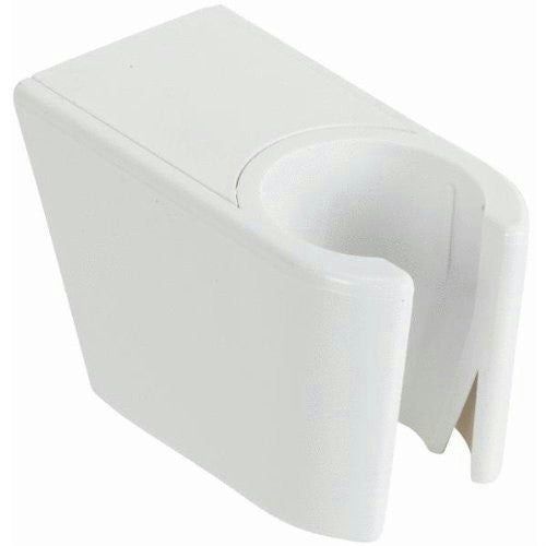 Do it White Wall Mount Bracket for Hand Held Shower H403687 - Jenco Wholesale