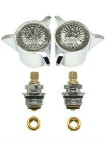 Ace Chrome Faucet Rebuild Remodel Kit for Sayco, 4165346 - Jenco Wholesale