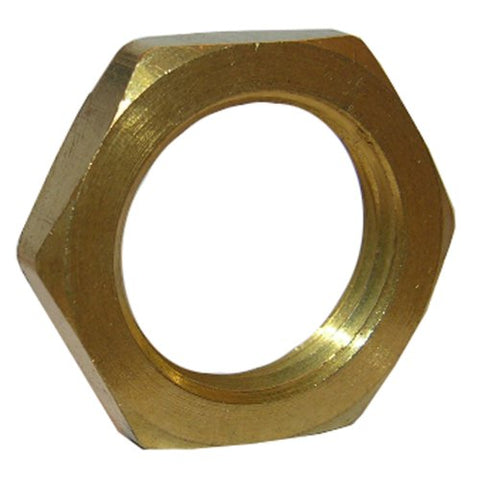 Lasco 17-9293 3/8-Inch Female Pipe Thread Brass Lock Nut