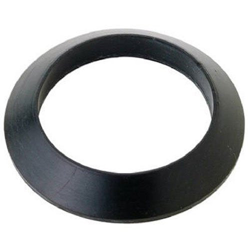 Master Plumber Flush Valve Washer, Black, 396 413 - Jenco Wholesale