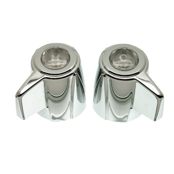 Ace Chrome Lavatory Handles for Delta/Deluxe Style #4036695