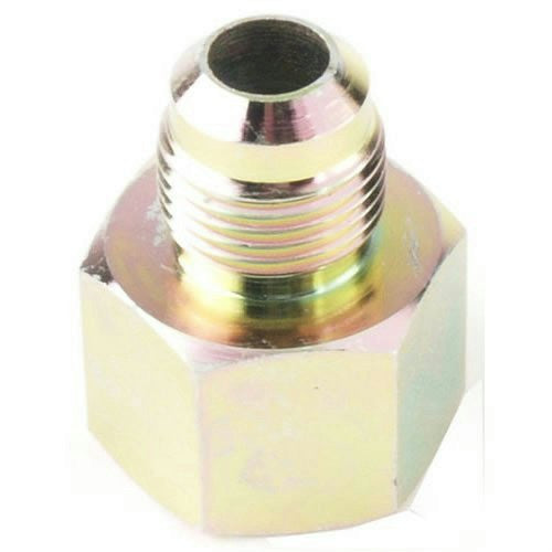 "Dormont Gas Connector Fitting, 1/2"" O.D. x 3/4"" FIP 90-2042R"