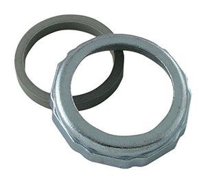 Lasco 1-1/2-Inch Chrome Plated Slip Joint Nut with Washer 03-1835 - Jenco Wholesale