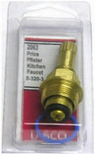 Load image into Gallery viewer, Lasco S-320-3 Price Pfister Hot/Cold Stem 2063 - Jenco Wholesale