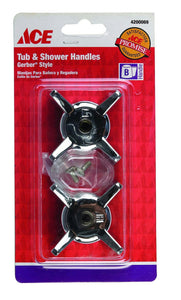"ACE Tub and Shower Handles for Gerber Chrome, ""B"" Type Handle 4200069 - Jenco Wholesale"