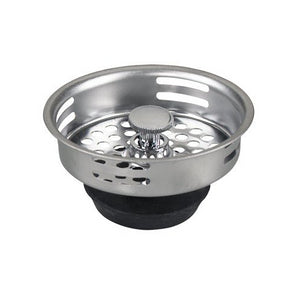 Ace Universal Style Stainless Steel Basket Strainer, 40287