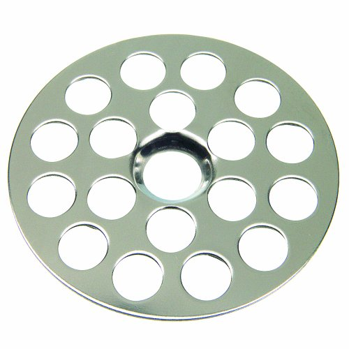 "Danco Flat Strainer Chrome 1 5/8"" #80061 - Jenco Wholesale"