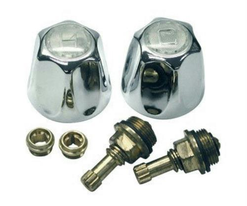 Ace Sink/Lavatory Remodeling Kit for Price Pfister Chrome Verve Style, 4165353 - Jenco Wholesale