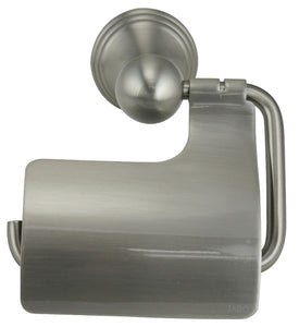 Jado Classic Victorian Brushed  Nickel Hooded Tissue Holder 508145.144 - Jenco Wholesale
