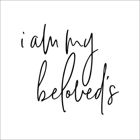 I am my Beloved's - My Beloved is Mine (Digital download)