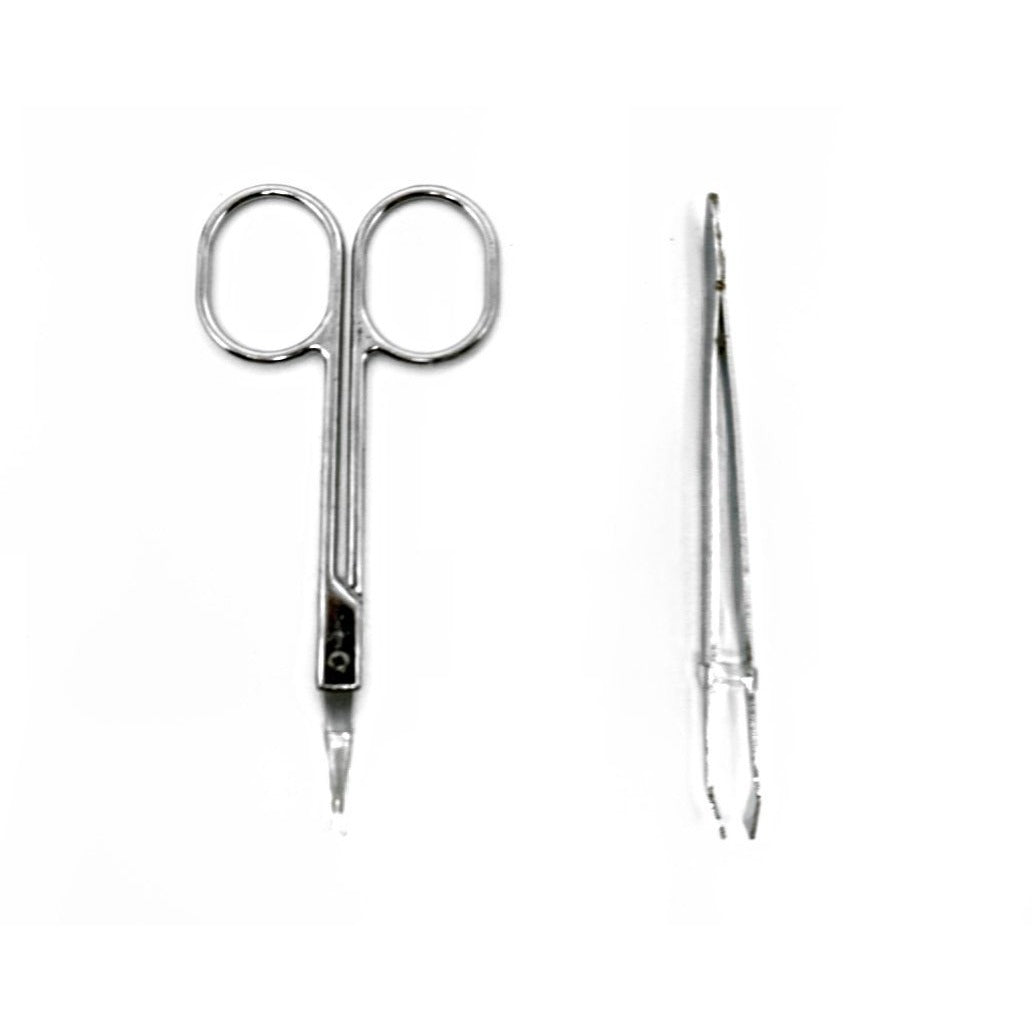 OG TWEEZER + SCISSOR SET - EK LASHES